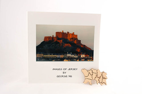 Images of Jersey soft cover - Photo Book