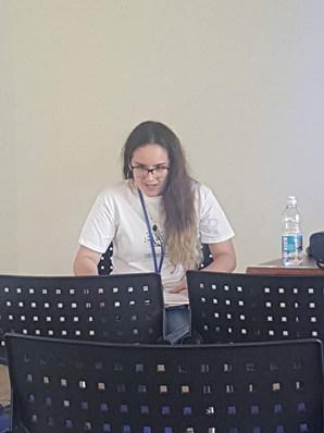 Charlotte Holmes Veteranl indie army member and poet