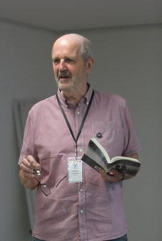 William Conniston reading 2019