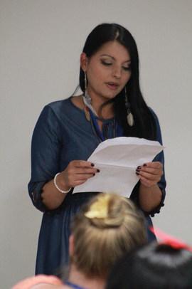 Poet Sharena Lee Satti 2018