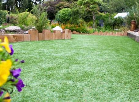 Maintaining your Grono Lawn