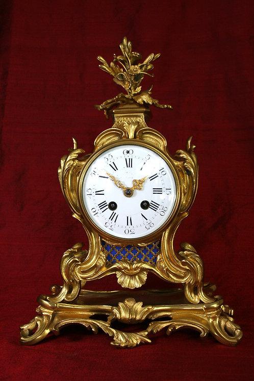 Lonicera, French Mantel Clock