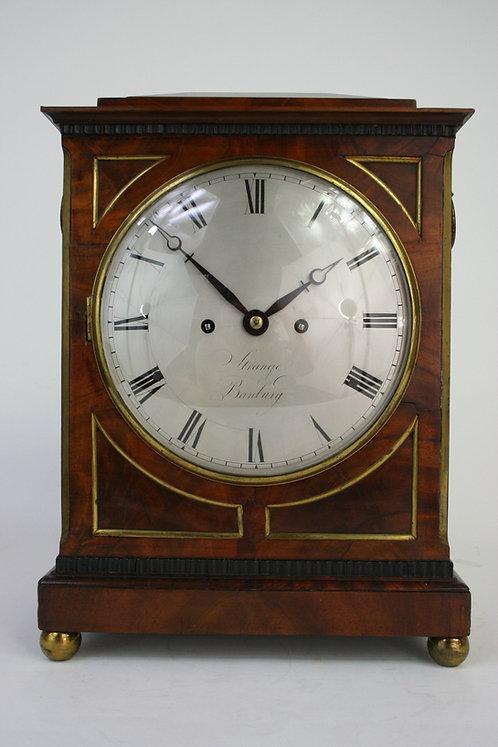 English Bracket Clock circa. 1836