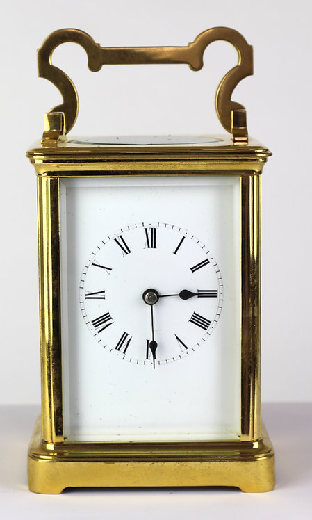 French Carriage Clock circa. 1880