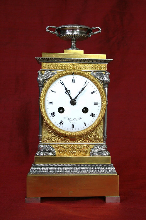 Le Roy et Fils  (trophy Clock )