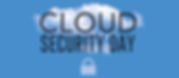 Cloud Security Day logo