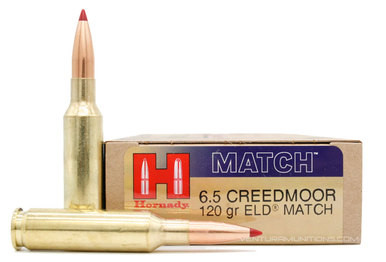 The 6.5 Creedmoor - A Tale of Love at 3rd Sight