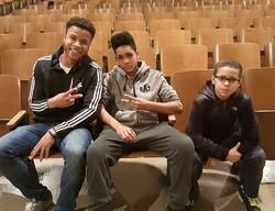 Meet 10 year old Nicholas, 16 year old Nicholas and 29 year old Nicholas and come see them in PASSIO