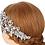 Thumbnail: Vintage Hair Comb (Pearl)