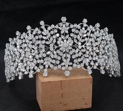 Austrian Crystals Headband