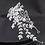 Thumbnail: Austrian Crystals Leaf Headband