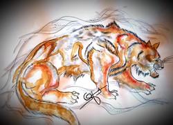 L'hybride : Mi lion, mi dragon chinois