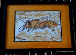 L'abeille des sables