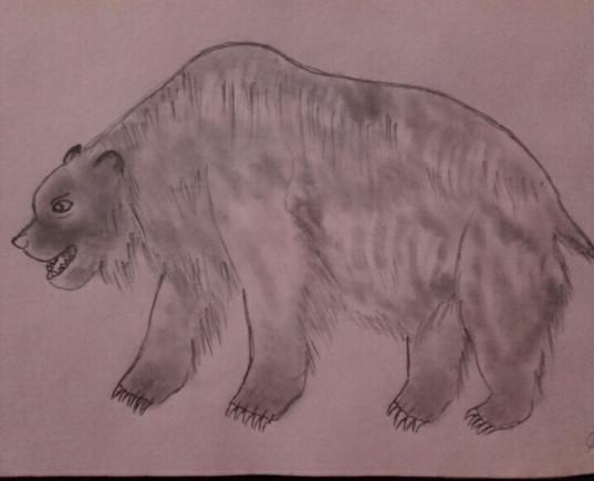 """L""""ours des cavernes"""