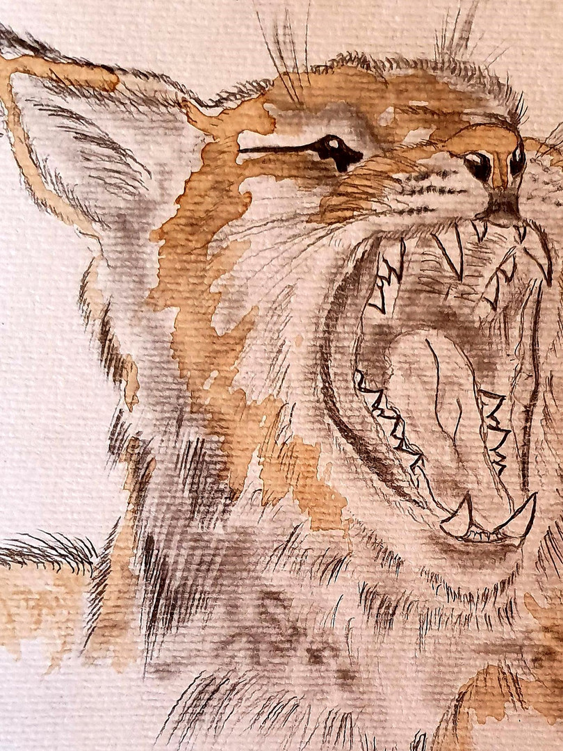 Le cri du lynx