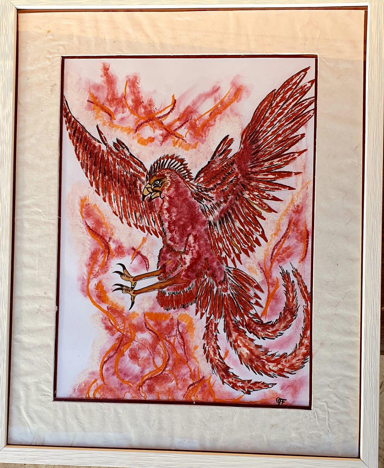 Le phoenix rouge ( Inferno )