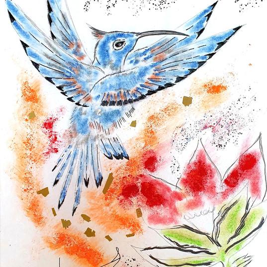 Le souffle du colibiri