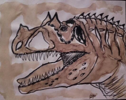 Cératosaurus