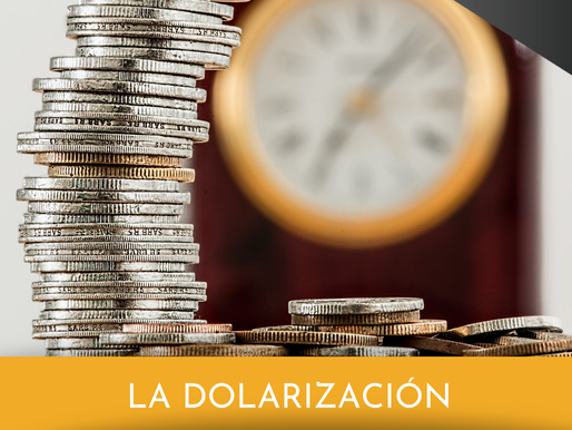 La Dolarización