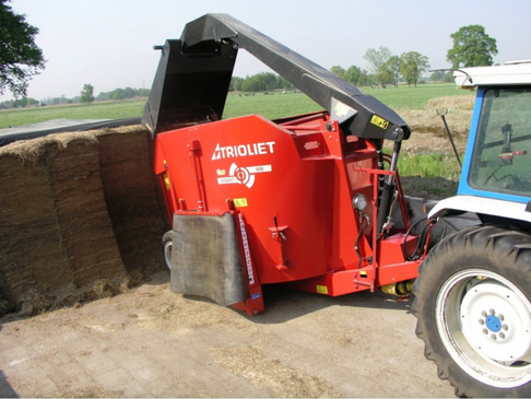 Why Choose Trioliet for Your Next Feed Mixer?