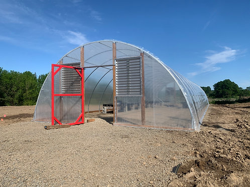 20FT WIDE GREENHOUSE KIT