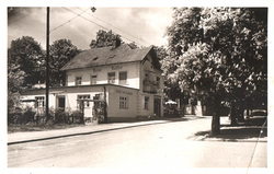 Café Richter 30er Jahre