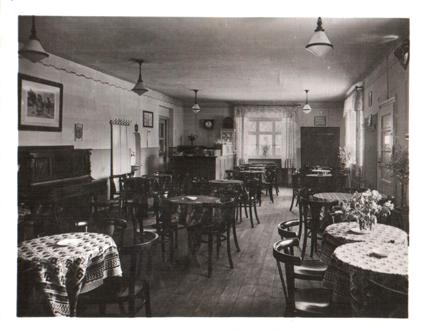 Café 30er Jahre