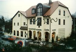 Fertigstellung Laden 1989
