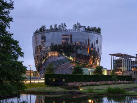 DEPOT: Mucho más que una nueva atracción turística en Rotterdam