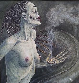 Eel Woman