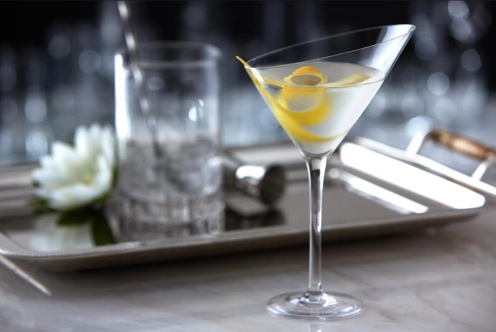 James Bond Martini Recipe