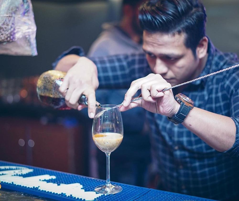 Mixologist   Cocktail Designer   Beverage Menu Planner