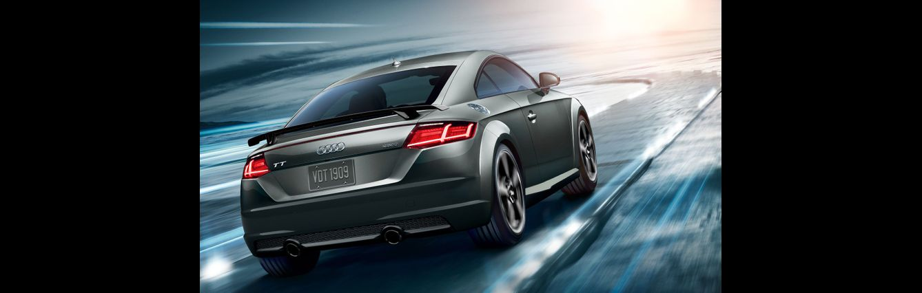 Audi TT Dynamic alloy wheels