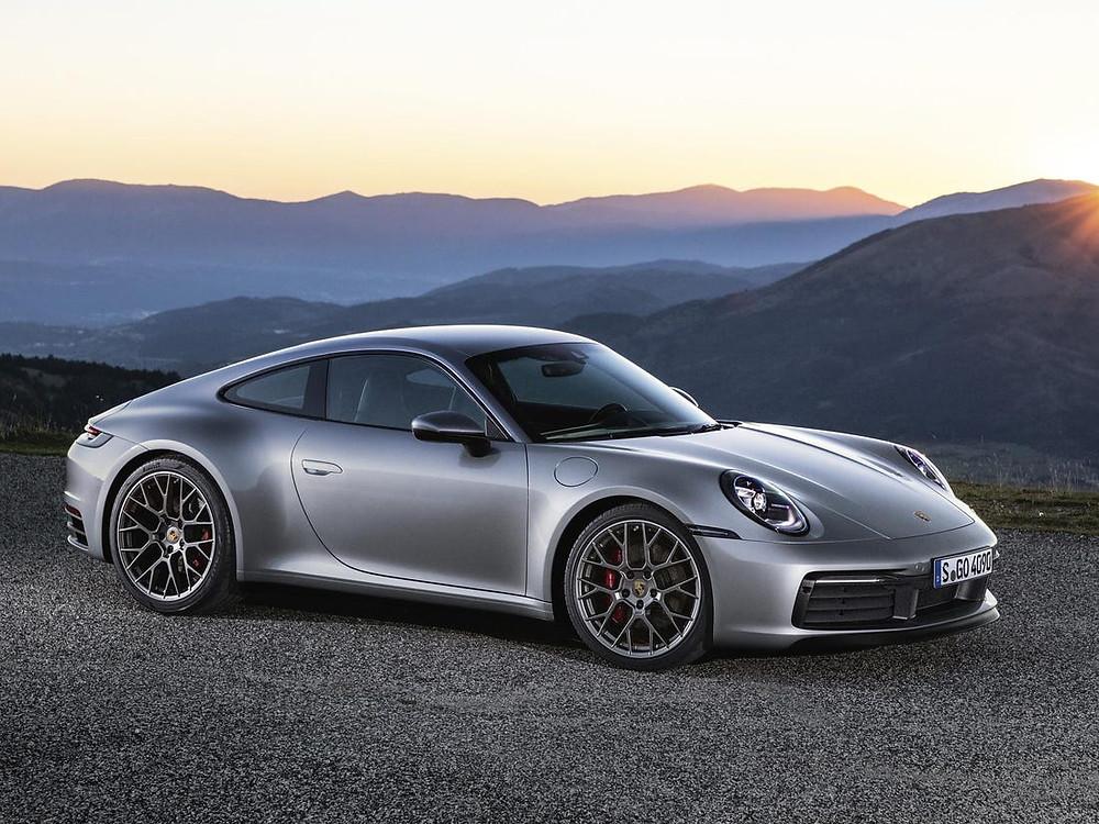 Porsche 911 Carrera s 2020 Model