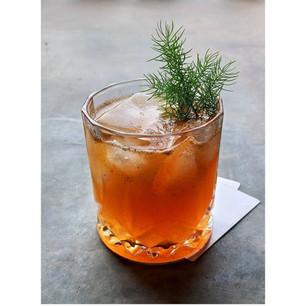 White Rum Cocktail