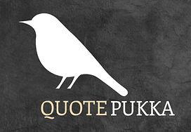 Quote Pukka
