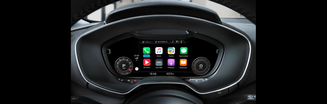 Apple car play and android aut