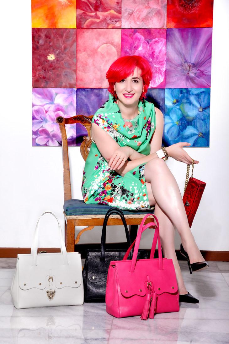 Founder & Creative Designer Of A Luxury Lifestyle Brand Rusi Designs