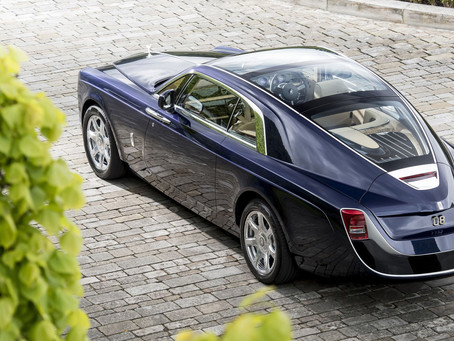 Rolls Royce Sweptail, A Car You Have Never Seen Before