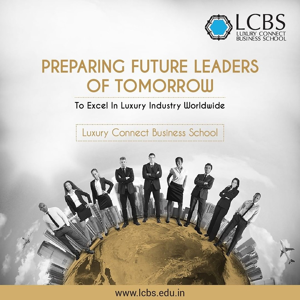LCBS is India's first and only luxury business school