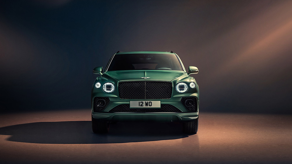 Bentayga 2021 Wallpaper