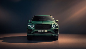 Luxury Cars In India - Bentley Bentayga V8