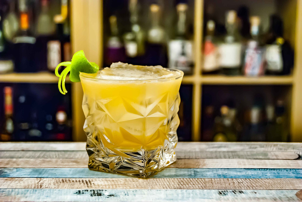 Whisky Sour Cocktail Recipe