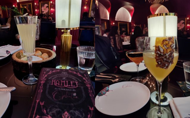 Cocktails At Ophelia Delhi