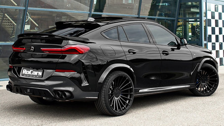 BMW X6 2021 Price In India