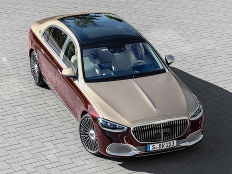 Maybach S Class Review
