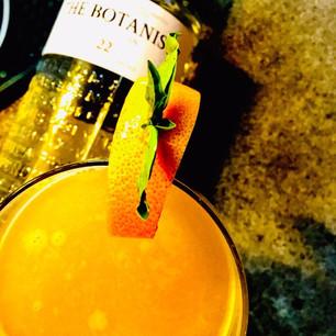 GIN Cocktail - Orange Blossom