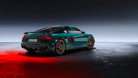 Your Dream Car! Audi R8 Spyder