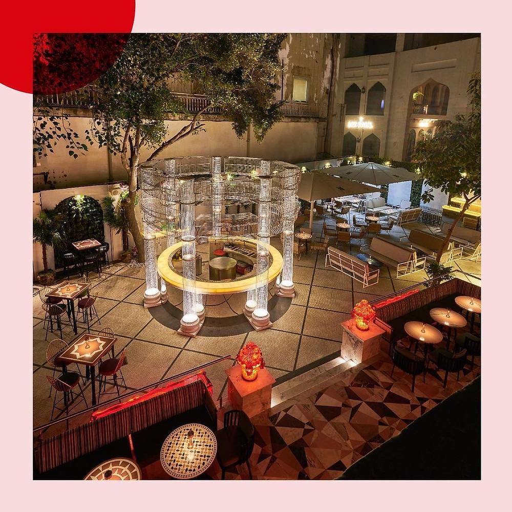 Charming Decor, Exotic Mediterranean Delicacies & Ambrosial Cocktails
