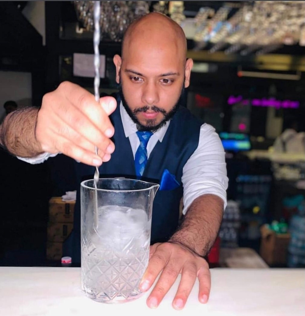 Mixology Custodian At Slique Delhi